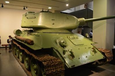 IWM - T34 tank