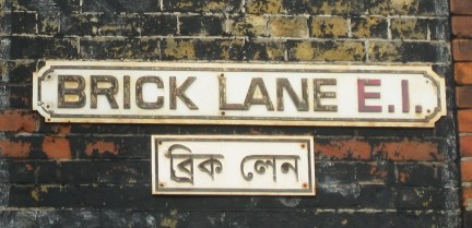 East End - Brick Lane