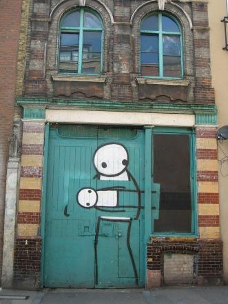 East End - street art