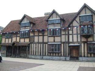 2. Shakespeare's Birthplace