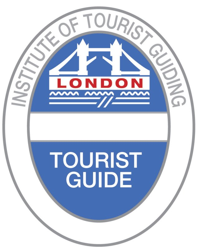 Blue Badge London logo from itg