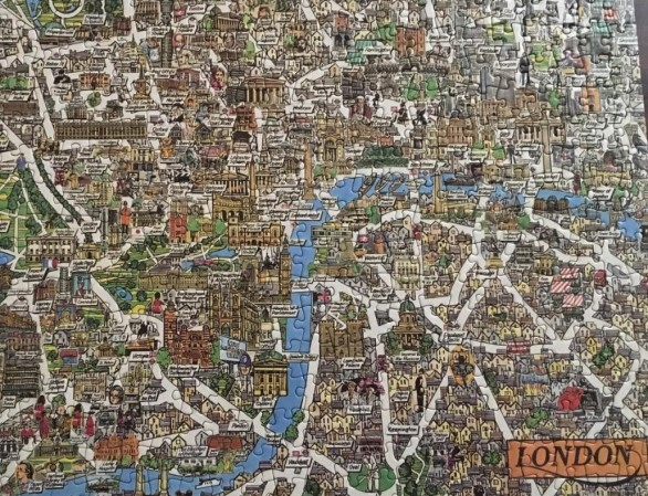 London-jigsaw